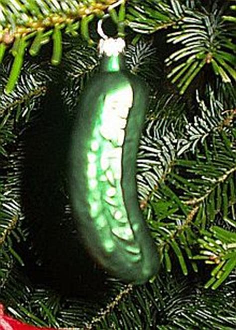 the christmas pickle what is it blucats events