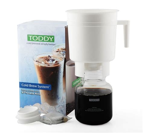 Toddy Cold Brew System   Coffee Beans Brisbane   Elixir Coffee Roasters