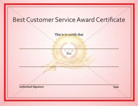 service award certificate templates 17 best images about employee award on