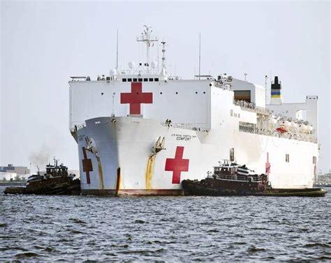 usns comfort location buque hospital de eeuu realizar 225 misi 243 n humanitaria en