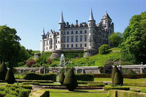 House Plans With Turrets by 30 Scottish Castles That Might Just Be The Best Thing