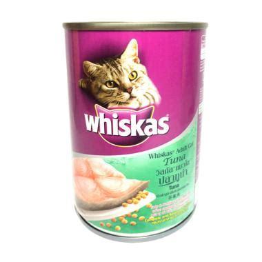 Whiskas Mackarel 85 G 12pcs jual makanan kucing whiskas harga murah blibli