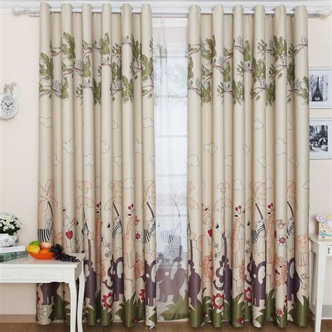 rainforest curtains curtain 10 inspiring print curtains decoration ideas