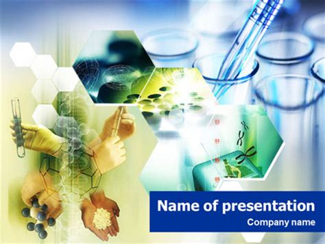powerpoint templates free genetics genetic engineering presentation template for powerpoint