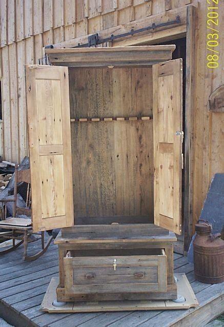 pallet wood gun cabinet plans barn wood houses http ncrustic com rustic