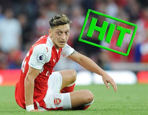 arsenal record arsenal record signing mesut ozil hit or miss every