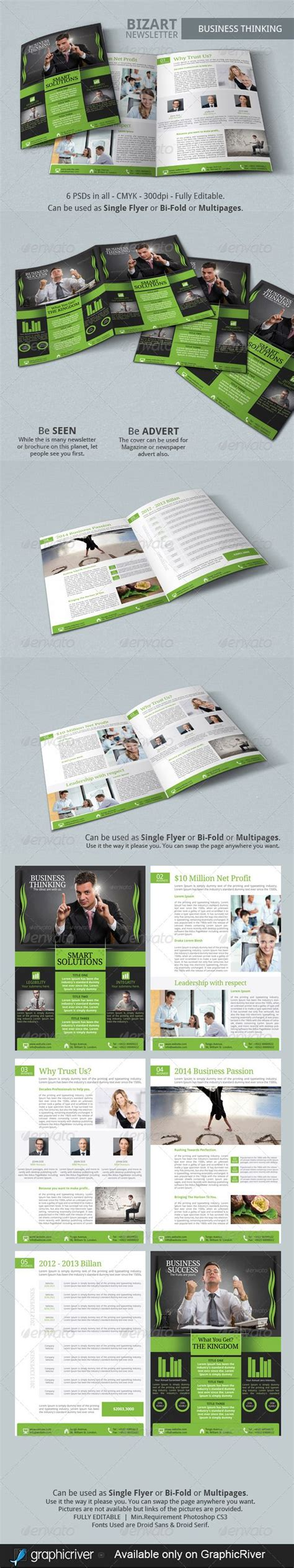 17 Best Images About Newsletter Exles Adobe Photoshop On Pinterest Newsletter Templates Print Newsletter Templates Photoshop