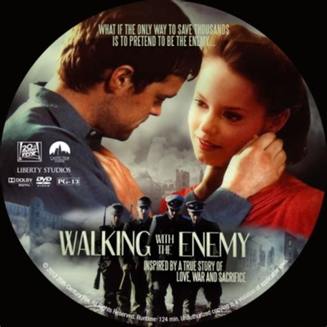 with dvd walking with the enemy dvd covers labels by covercity