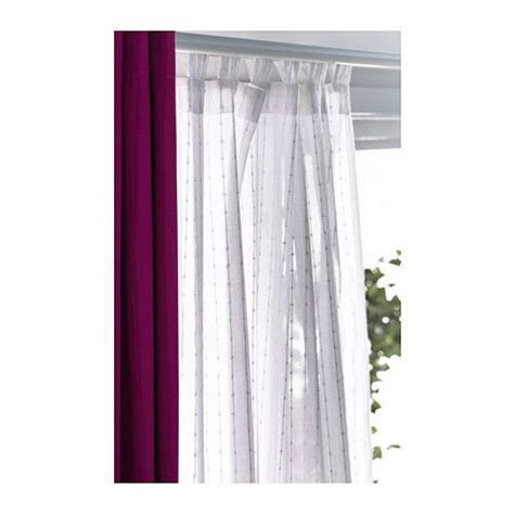 sheer curtains ikea matilda sheer curtains 1 pair white sheer curtains