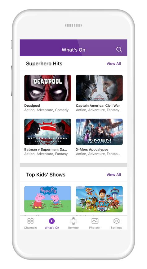 updated roku mobile for ios and android