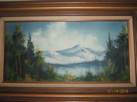 bob ross painting buy original bob ross original painting ebay