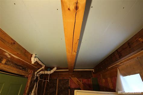 bathroom insulation is done