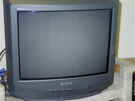 Tv 21 Inch Sony image gallery sony trinitron 2006
