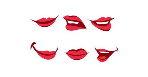 women lips  vector  png  graphic cave