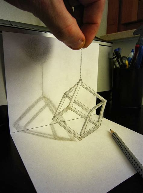 S Drawing 3d by Awesome Drawings 3d For Your Pictuers