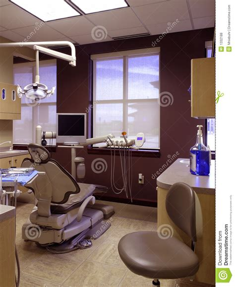 room of teeth dental room empty patient chair and light royalty free stock photos image 1332188