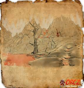 stonefalls treasure map eso stonefalls treasure map iii orcz the wiki
