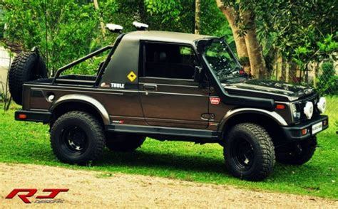 modified maruti gypsy king india s best modified cars part ix