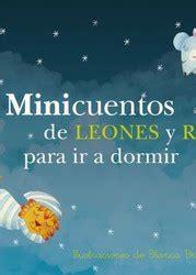 pdf libro e minicuentos de leones y ratones para ir a dormir mini bedtime stories of lions and mice para leer ahora minicuentos de leones y ratones para ir a dormir