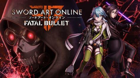 full version game by fgrl sword art online fatal bullet review