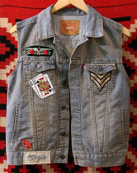 Jacket Vans 1 Original 1 halen panther denim vest 183 burnmethod 183 store