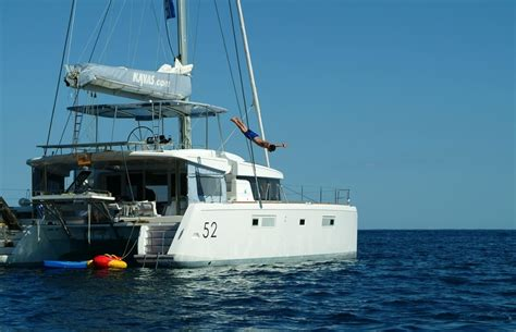 catamaran brands lagoon 52 brand new catamaran