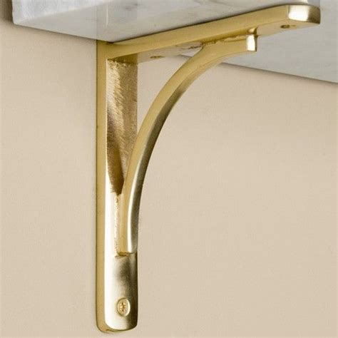 Brass Shelf Brackets brass shelf brackets images