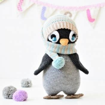amigurumi penguin pompom hat penguin amigurumi pattern amigurumipatterns