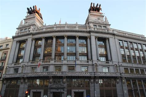 banco hispano мадрид picture of banco hispano americano madrid