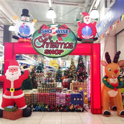 shopwise brings christmas home istorya net