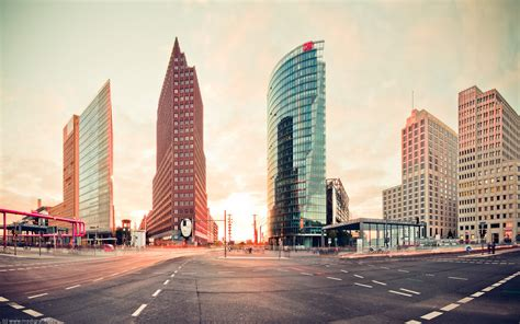 Berlin Potsdamer Platz By Modi1985 On Deviantart