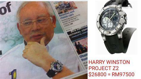 Harga Jam Tangan Tag Heuer Manchester United mywatch papar jam tangan mewah ahli politik