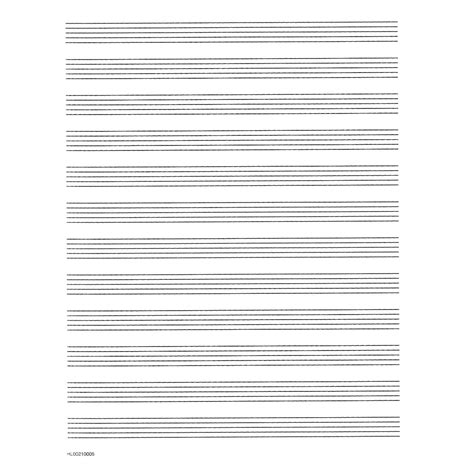 How To Make Manuscript Paper - standard wirebound manuscript paper shar