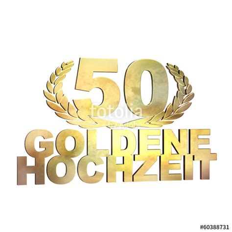 Hochzeit Jahre by Quot 50 Jahre Goldene Hochzeit Quot Stockfotos Und Lizenzfreie