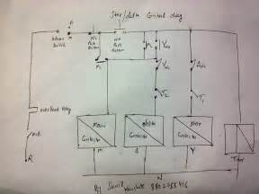 electrical contactor wiring diagram additionally delta starter circuit diagram together
