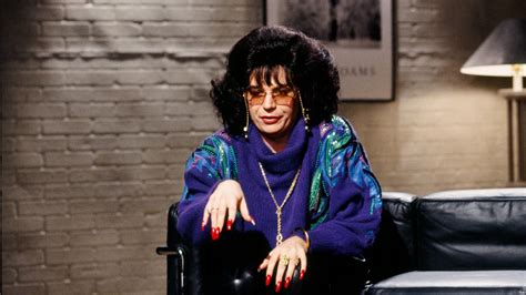 the 30 best saturday night live characters tv lists 11 linda richman 40 best saturday night live