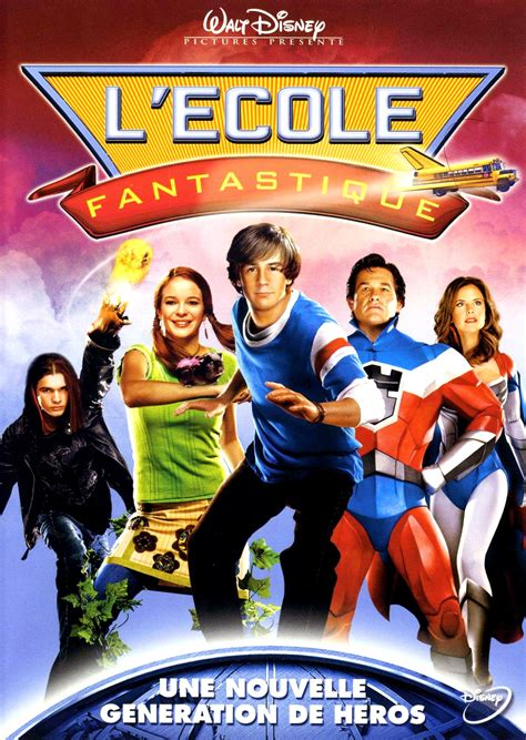 film fantastique marvel l 201 cole fantastique disney planet