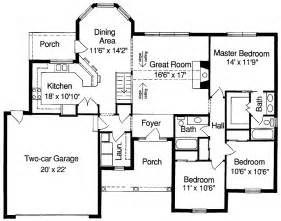 Simple House Floor Plans With Measurements simple house floor plans with measurements | house plans