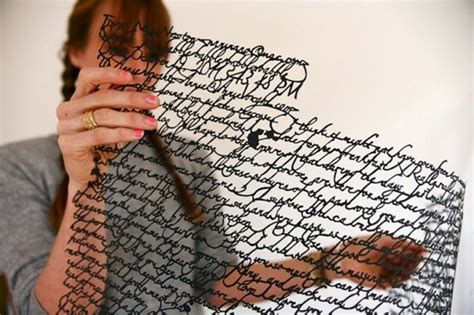 Make Cut Paper - votre papercut letters by vought