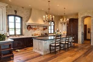Kitchen Family Room Ideas 30 inventive kitchens with stone walls