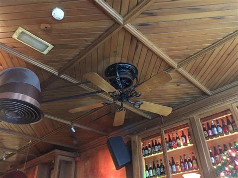 this belt driven ceiling fan mildlyinteresting