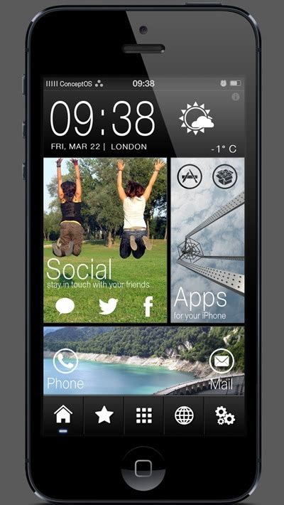 iphone themes for htc conceptos htc one sense 5 theme for iphone 5 now