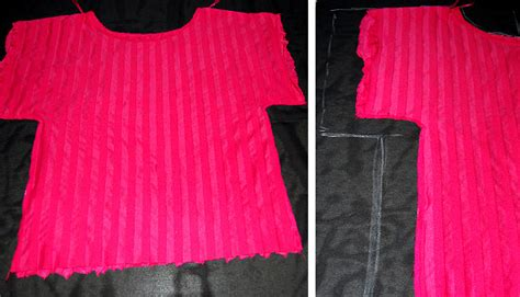 pattern from existing clothes using existing clothes as patterns rags to couture