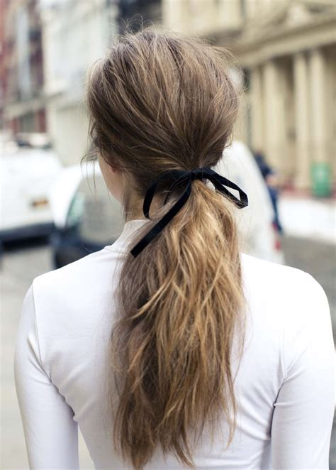 ribbon hairstyles top 10 easy ribbon hairstyles you are going to