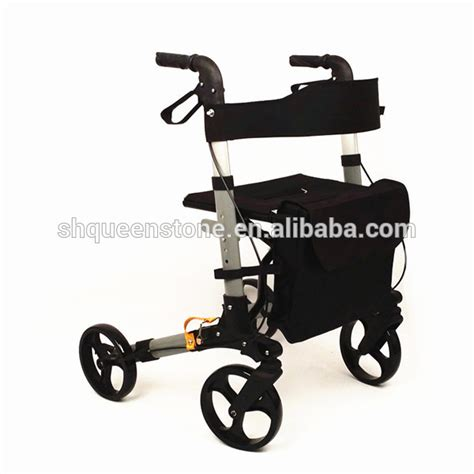 Compact Sit Shopping Cart by 2015 New Product Lightweight Compact Aluminium Four Wheel