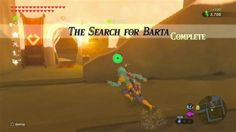 The Search For The Wilder Breath Of The The Search For Barta Side Q Doovi