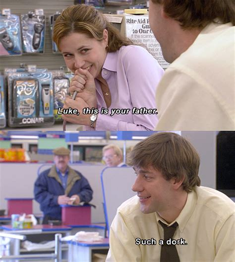 Jim And Pam The Office by Jim Halpert To Pam Quotes Quotesgram
