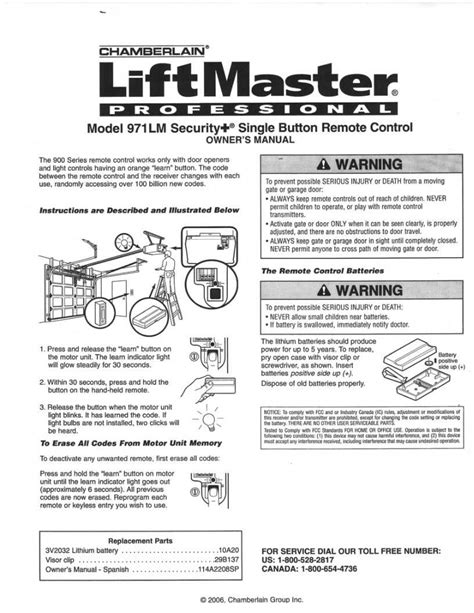 liftmaster garage door opener manual liftmaster remotes 971lm liftmaster remote