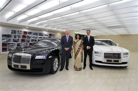 roll royce dhaka rolls royce opens third showroom in india car