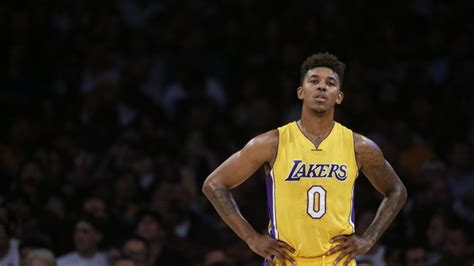 nick young the lakers are reportedly trying to trade nick young the